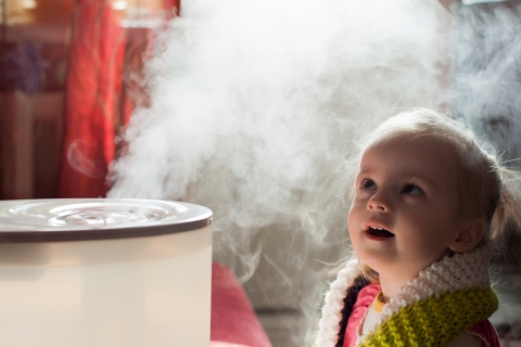 How to Make Sure that Your Baby Breathes Clean Air Picture