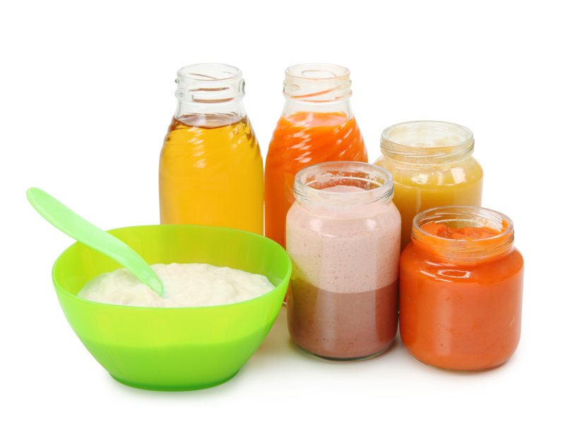 Download this Baby Food And Infant... picture