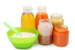 Baby Food and Infant Formula