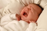 Tips to Calm a Crying Newborn Baby to Sleep at Night