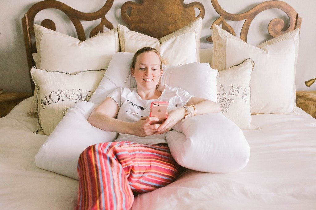 Sleep Positions While Pregnant Keep Yourself And The